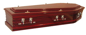 William Matthews Funerals Coffin