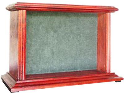 Wooden Cremation Urn Range Many Sizes Shapes Available